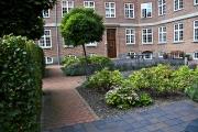 Gårdhave, Århus Centrum